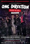 Locandina di One Direction: Where We Are – Il Film concerto
