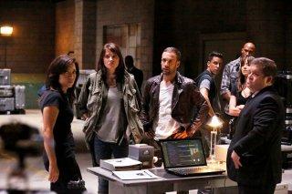 Agents of S.H.I.E.L.D.: un'immagine di Lucy Lawless nell'episodio Shadows
