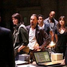 Agents of S.H.I.E.L.D.: una scena dell'episodio Shadows, della seconda stagione