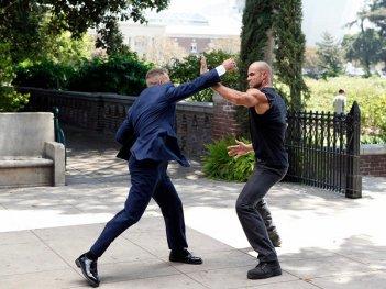 Agents of S.H.I.E.L.D.: Brian Wade e Adrian Pasdar nell'episodio Shadows