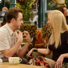 Giovanni Ribisi e Lisa Kudrow in una scena di Friends