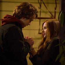 Resta anche domani: Chloe Moretz e Jamie Blackley in una romantica scena