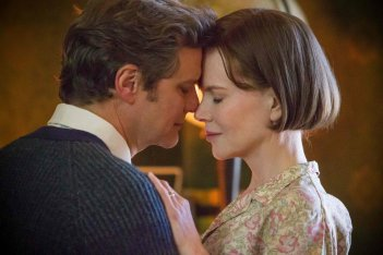 Le due vie del destino - The Railway Man: Colin Firth e Nicole Kidman in una scena