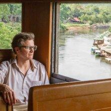 Le due vie del destino - The Railway Man: Colin Firth in una scena