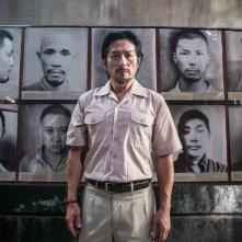 Le due vie del destino - The Railway Man: Hiroyuki Sanada in una scena del film