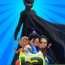 Locandina di Burka Avenger