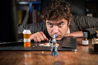 Un ragazzo d'oro: Riccardo Scamarcio in un'immagine del film