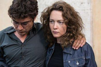 Un ragazzo d'oro: Riccardo Scamarcio con Cristiana Capotondi in una scena del film