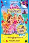 Locandina di Barbie e il regno segreto