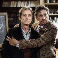 Sergio Castellitto e Rocco Papaleo protagonisti de La buca