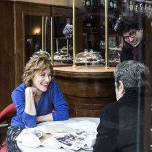 La buca: Daniele Ciprì e Valeria Bruni Tedeschi sul set
