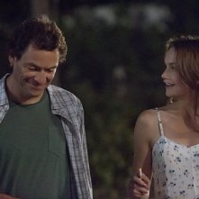 The Affair: Dominic West, Ruth Wilson in una scena