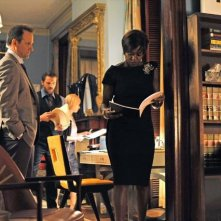 How to Get Away with Murder: Viola Davis, Tom Verica in una scena