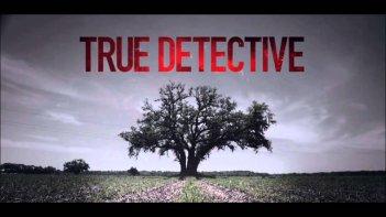 True Detective, il logo della serie