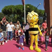 RomaFictionFest 2014: L'ape Maia sul Pink Carpet della manifestazione