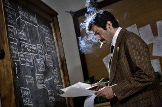 Qualunque cosa succeda. Giorgio Ambrosoli, una storia vera.: Pierfrancesco Favino nei panni del banchiere Giorgio Ambrosoli