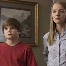 Finding Carter: Zac Pullam Anna Jacoby-Heron nella prima stagione