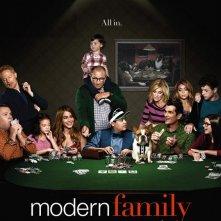 Modern Family: una locandina per la sesta stagione