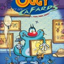 Oggy e i maledetti scarafaggi: un manifesto per la serie