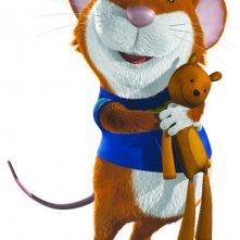 Topo Tip: un'immagine promozionale per la serie