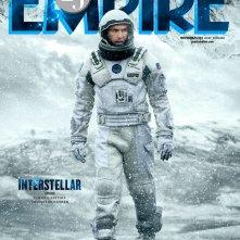 Matthew McConaughey in Interstellar - la cover del magazine Empire