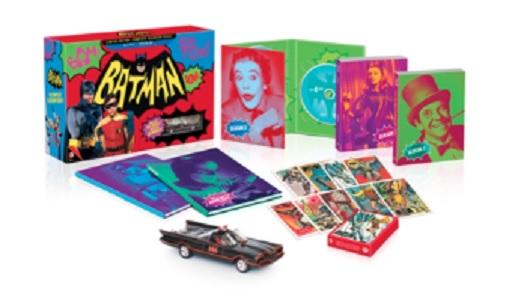 Il package di Batman - la serie tv completa