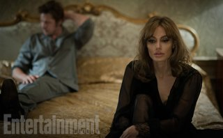 By the Sea: Angelina Jolie in una scena