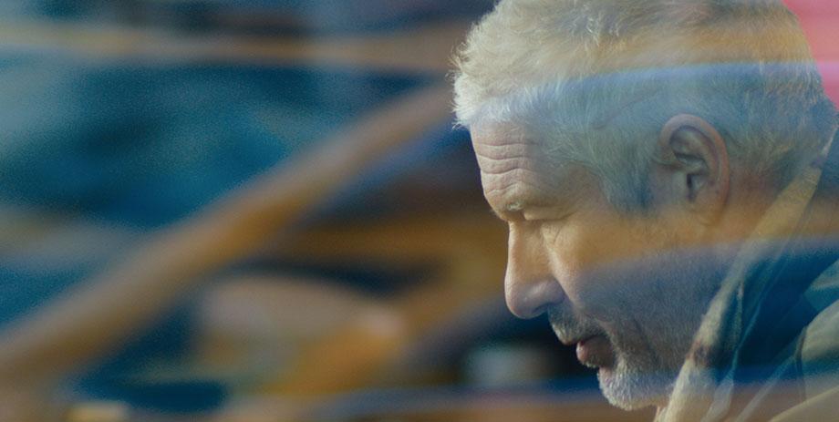Richard Gere in una scena di Time Out of Mind