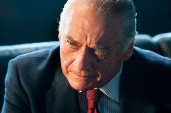 Ragion di Stato: Giorgio Colangeli in una scena tratta dalla miniserie tv