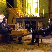 The Originals: Joseph Morgan e Charles Michael Davis nell'episodio Rebirth