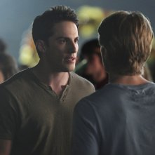 The Vampire Diaries: una scena con Michael Trevino nell'episodio I'll Remember