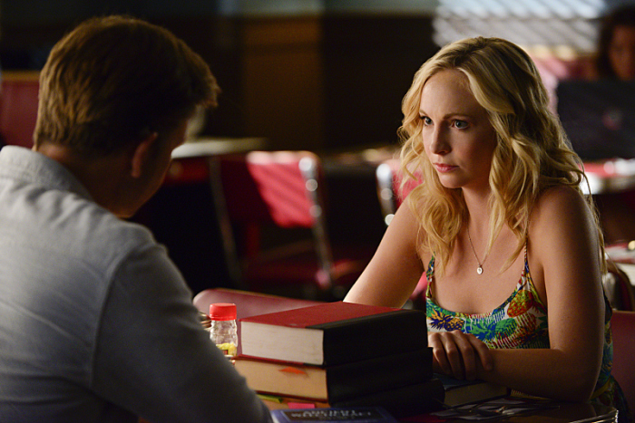 The Vampire Diaries: Candice Accola nell'episodio I'll Remember
