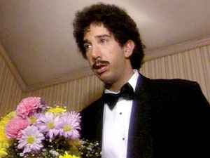 Friends: David Schwimmer nell'episodio Come due aragoste