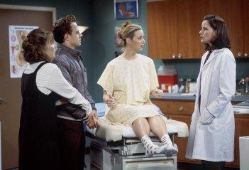 Friends: Giovanni Ribisi, Debra Jo Rupp e Lisa Kudrow nell'episodio La scommessa