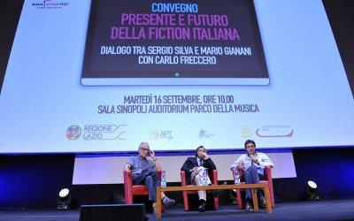 Presente e passato della Fiction al RFF 2014