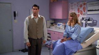 Friends: David Schwimmer nell'episodio Una moglie differente