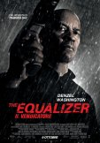 Locandina italiana di The Equalizer - Il vendicatore