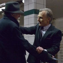 The Strain: David Bradley e Richard Sammel nell'episodio For Services Rendered