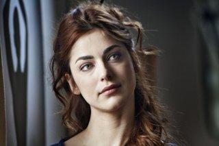 Fratelli Unici: Miriam Leone nei panni di Sofia in una scena del film