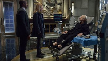 The Strain: Ruta Gedmintas, Roger Cros, Jonathan Hyde nell'episodio Loved Ones
