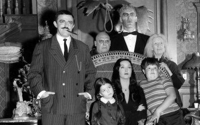 La famiglia Addams, 50 anni... da paura!