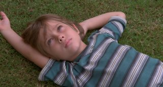 Boyhood: una bella immagine di Ellar Salmon