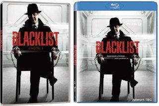 Le cover homevideo di The Blacklist