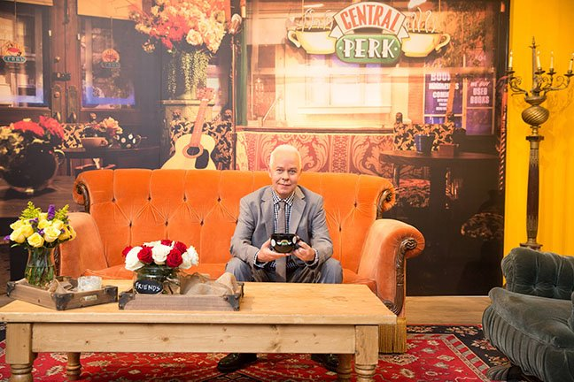 Friends - il pop-up store di Central Perk a NY