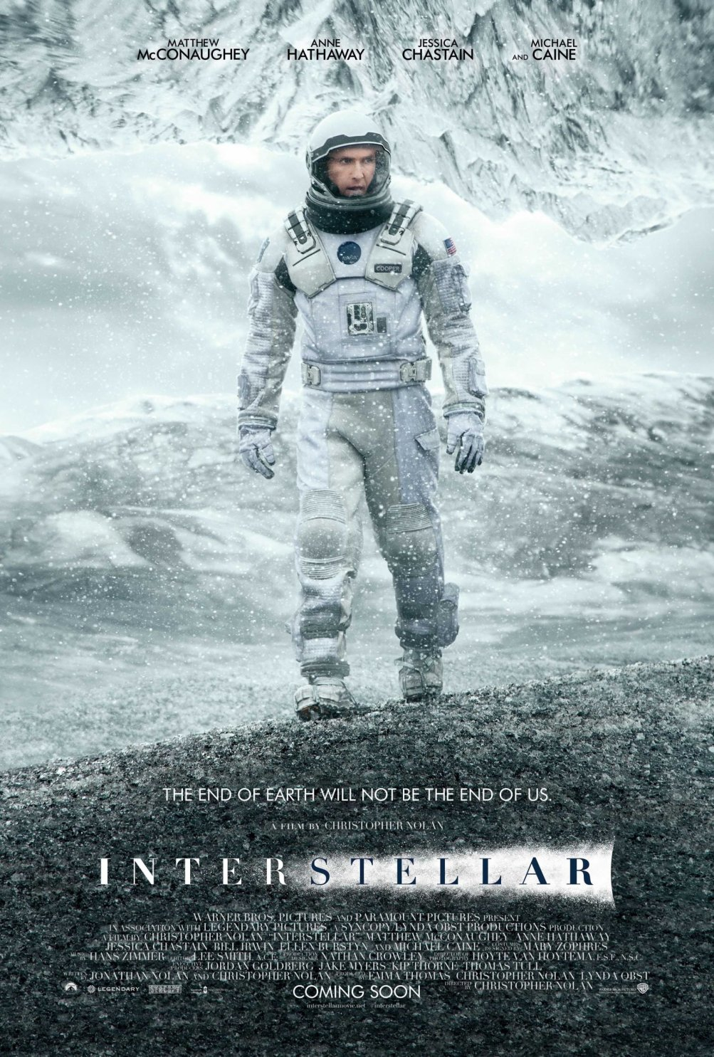 Locandina di Interstellar