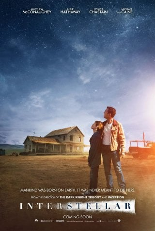Interstellar: nuova locandina internazionale del film