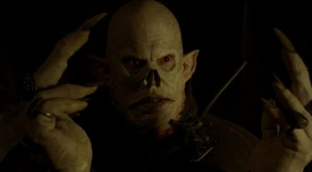 The Strain: un mostro dell'episodio The Disappeared