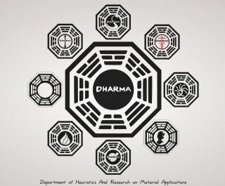 Lost: la DHARMA Initiative