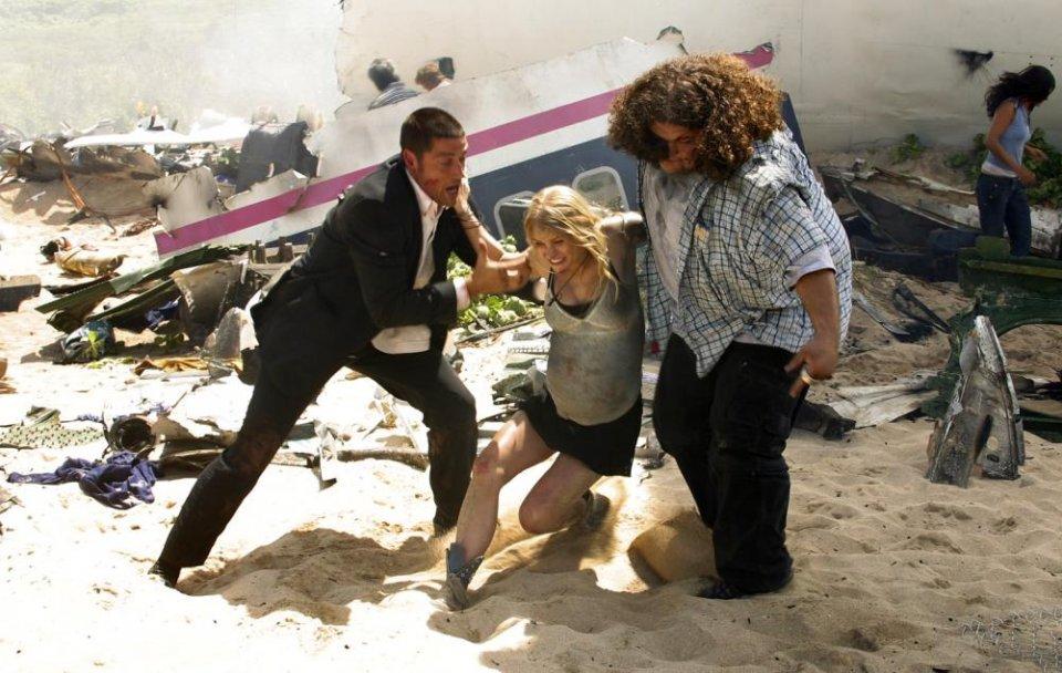 Lost: un drammatico momento del pilot