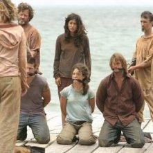 Lost: una scena dell'episodio Si vive insieme, si muore soli
